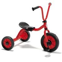 Winther Low Step Trike Red Suitable for Ages 10 Months to 4 Years