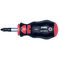 Wurth Cross Recess Head Screwdriver (PZ) - SCRDRIV-PZ-KNIRPS-PZ2X25 Ref. 06132532