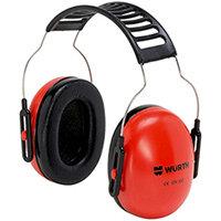 Wurth Ear Defenders With a Universal Headband - EARDEFR-REUSEABLE-UniversalFRAME Ref. 0899300280