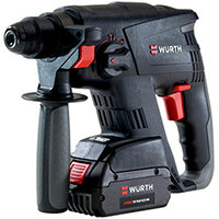 Wurth Battery-powered Hammer Drill H 18-MA - HAMDRL-CORDL-(H18-MA Compact)-2X4AH Ref. 57005024