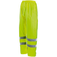 Wurth High-visibility Rain Trousers - REGEN-WARNSCHUTZHOSE GELB GR. S Ref. M010041000