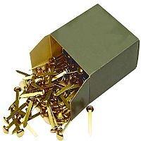Paper Fastener Pointed 40mm Pk 200