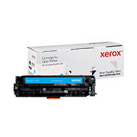 Xerox Everyday HP CF381A Laser Toner Cartridge Cyan 006R03818