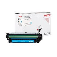 Xerox Everyday HP CE261A Laser Toner Cartridge Cyan 006R03676
