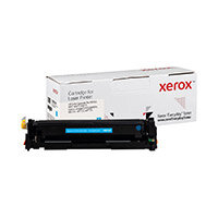 Xerox Everyday HP CF411A/CRG-046C Laser Toner Cartridge Cyan 006R03697