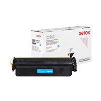 Xerox Everyday HP CF411X/CRG-046HC Laser Toner Cartridge Cyan 006R03701