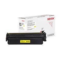 Xerox Everyday HP CF412X/CRG-046HY Laser Toner Cartridge Yellow 006R03702