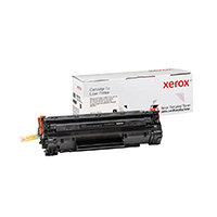 Xerox Everyday HP CB435A/CB436A/CE285A/CRG-125 Laser Toner Cartridge Black 006R03708