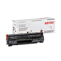 Xerox Everyday HP CE278A/CRG-126/CRG-128 Laser Toner Cartridge Black 006R03630