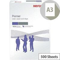 Xerox Premier Paper A3 80gsm White 500 Sheets