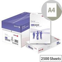 Xerox Premier Printer Paper A4 80gsm White Box of 5 Reams 003R91720