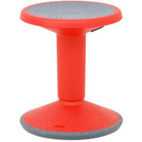 Kite Height Height Adjustable Motion Stool Red 40-55CM