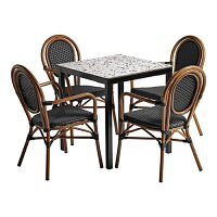Time Dining Set - Suitable for Indoor & Outdoor Use