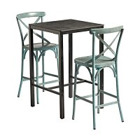 Cafe Poseur Set - Suitable for Indoor & Outdoor Use