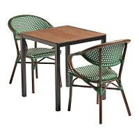 Panda Dining Set - Suitable for Indoor & Outdoor Use