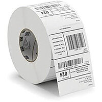 Zebra Label Paper Industrial Prf 2000D 102x152mm Pack of 4)800740-605