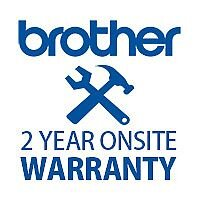 2 Years On Site Warranty for  FAX8360P, HLL5200DW, HLL5200DWT, MFCL5700DN, MFCL5720DW, MFCL6800DW, MFCL6800DWT, MFCL6900DW, MFCL6900DWT, DCPL550DN, DCPL6600DW, HLL6300DW,  HLL6300DWT, HLL6400DW, HLL6400DWT Printers