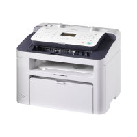 Canon i-SENSYS FAX-L150 - Multifunction printer - B/W - laser - A4 (210 x 297 mm), Legal (216 x 356 mm) (original) - Legal (media) - up to 11.8 ppm (copying) - up to 18 ppm (printing) - 150 sheets - 33.6 Kbps - USB 2.0