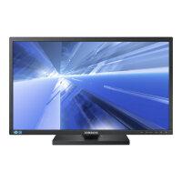 "Samsung SE650 Series S24E650BW - LED Computer Monitor - 24"" - 1920 x 1200 Full HD - Plane to Line Switching (PLS) - 250 cd/m² - 1000:1 - 4 ms - DVI, VGA - black"