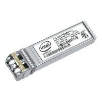 Intel Ethernet SFP+ SR Optics - SFP+ transceiver module - 10 GigE - 1000Base-SX, 10GBase-SR - 850 nm - for Ethernet Converged Network Adapter X520, X710; Ethernet Server Adapter X520