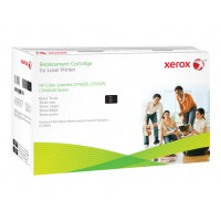 Xerox HP Colour LaserJet CP4525 - Black - toner cartridge (alternative for: HP CE260A) - for HP Color LaserJet Enterprise CP4025, CP4525; LaserJet Enterprise CM4540