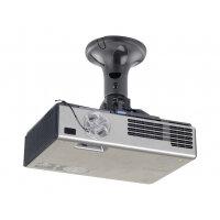 NewStar Universal Projector Ceiling Mount - Black - Ceiling mount for projector - black