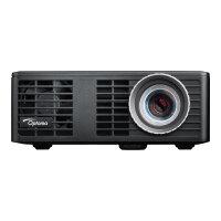 Optoma ML750e - DLP Multimedia Projector - 3D - 700 lumens - WXGA (1280 x 800) - 16:10 - 720p