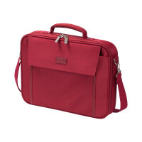 "DICOTA Multi BASE Laptop Bag 15.6"" - Notebook carrying case - 15.6"" - red"