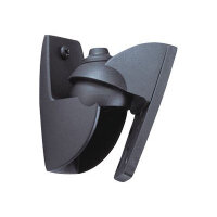 Vogel's VLB 500 - Bracket kit for speaker(s) - black - wall-mountable