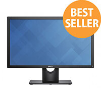 """Dell E2216HV - LED Computer Monitor - 22"""" (21.53"""" viewable) - 1920 x 1080 Full HD (1080p) - TN - 200 cd/m² - 600:1 - 5 ms - VGA - black"""
