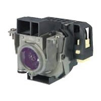 NEC NP02LP - Projector lamp - 2000 hour(s) (standard mode) / 3000 hour(s) (economic mode) - for NEC NP40, NP40G, NP50, NP50G; ViewLight NP40J, NP50J