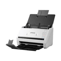 Epson WorkForce DS-770 - Document scanner - Duplex - A4 - 600 dpi x 600 dpi - up to 45 ppm (mono) / up to 45 ppm (colour) - ADF (100 sheets) - up to 5000 scans per day - USB 3.0 - for Perfection V19