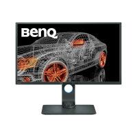 """BenQ PD3200Q - LED Computer Monitor - 32"""" - 2560 x 1440 - VA - 300 cd/m² - 3000:1 - 4 ms - HDMI, DVI-D, DisplayPort, Mini DisplayPort - speakers - black"""