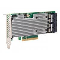 Broadcom MegaRAID SAS 9361-16i - Storage controller (RAID) - 16 Channel - SATA / SAS 12Gb/s low profile - 1200 MBps - RAID 0, 1, 5, 6, 10, 50, 60 - PCIe 3.0 x8