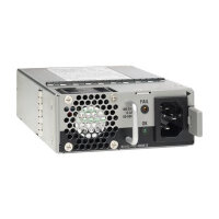 Cisco AC Power Supply with Back-to-Front Airflow - Power supply - hot-plug (plug-in module) - 400 Watt - for Nexus 2148T, 2224TF, 2224TP, 2232PP 10GE, 2232TM, 2248TP