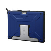 UAG Rugged Case for Surface Pro, Surface Pro 4, & Surface Pro LTE - Cobalt - Case for tablet - black, cobalt - for Microsoft Surface Pro 4