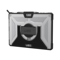 UAG Plasma Series Rugged Case for Surface Pro (2017) & Pro 4 w/ Handstrap & Shoulder Strap - Back cover for tablet - rugged - ice - for Microsoft Surface Pro (Mid 2017), Pro 4