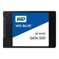 """WD Blue 3D NAND SATA SSD WDS500G2B0A - Solid state drive - 500 GB - internal - 2.5"""" - SATA 6Gb/s"""