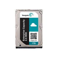 "Seagate Enterprise Capacity 2.5 HDD ST1000NX0313 - Hard drive - 1 TB - internal - 2.5"" SFF - SATA 6Gb/s - NL - 7200 rpm - buffer: 128 MB"