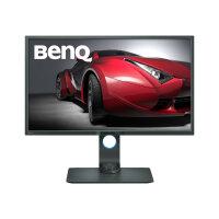 """BenQ PD3200U - LED Computer Monitor - 32"""" - 3840 x 2160 4K - IPS - 350 cd/m² - 1000:1 - 4 ms - 2xHDMI, DisplayPort, Mini DisplayPort - speakers - black"""