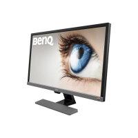 """BenQ EL2870U - LED Computer Monitor - 27.9"""" - 3840 x 2160 4K UHD (2160p) - TN - 300 cd/m² - 1000:1 - 1 ms - 2xHDMI, DisplayPort - speakers - metallic grey"""