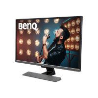 """BenQ EW3270U - LED Computer Monitor - 31.5"""" - 3840 x 2160 4K UHD (2160p) - VA - 300 cd/m² - 3000:1 - 4 ms - 2xHDMI, DisplayPort - speakers - black"""