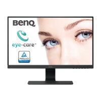 """BenQ BL2480 - LED Computer Monitor - 23.8"""" - 1920 x 1080 Full HD (1080p) - IPS - 250 cd/m² - 1000:1 - 5 ms - HDMI, VGA, DisplayPort - speakers - black"""