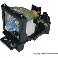 GO Lamps - Projector lamp (equivalent to: BenQ 5J.J3V05.001) - 300 Watt - 3000 hour(s) - for BenQ MX660, MX711