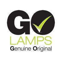 GO Lamps - Projector lamp (equivalent to: Vivitek 5811116320-S) - UHP - 180 Watt - 3000 hour(s) - for Vivitek D508, D509, D510, D512-3D