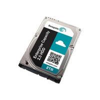 "Seagate Enterprise Capacity 2.5 HDD ST2000NX0253 - Hard drive - 2 TB - internal - 2.5"" SFF - SATA 6Gb/s - NL - 7200 rpm - buffer: 128 MB"