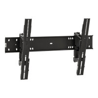 """Vogel's PFW 6810 - Wall mount for LCD / plasma panel - lockable - black - screen size: 55""""-80"""""""