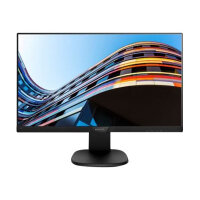 "Philips S-line 223S7EHMB - LED Computer Monitor - 22"" (21.5"" viewable) - 1920 x 1080 Full HD (1080p) - IPS - 5 ms - HDMI, VGA - speakers - textured black"