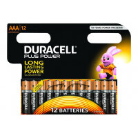 Duracell MN 2400 - Battery AAA type Alkaline 1175 mAh