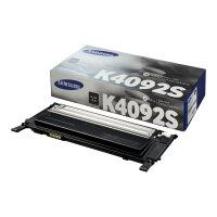 Samsung CLT-K4092S - Black - original - toner cartridge (SU138A) - for Samsung CLX-3170, CLX-3175, CLX-3176, CLX-4175